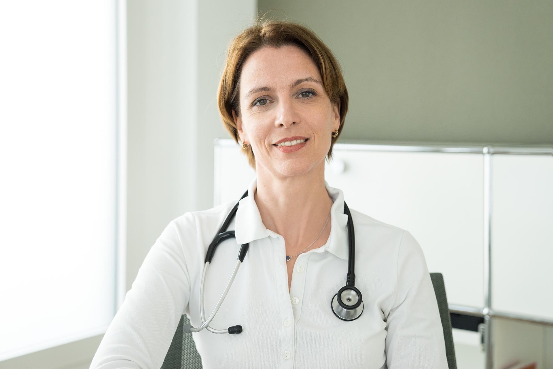 Dr. med. Andrea Krayenbühl