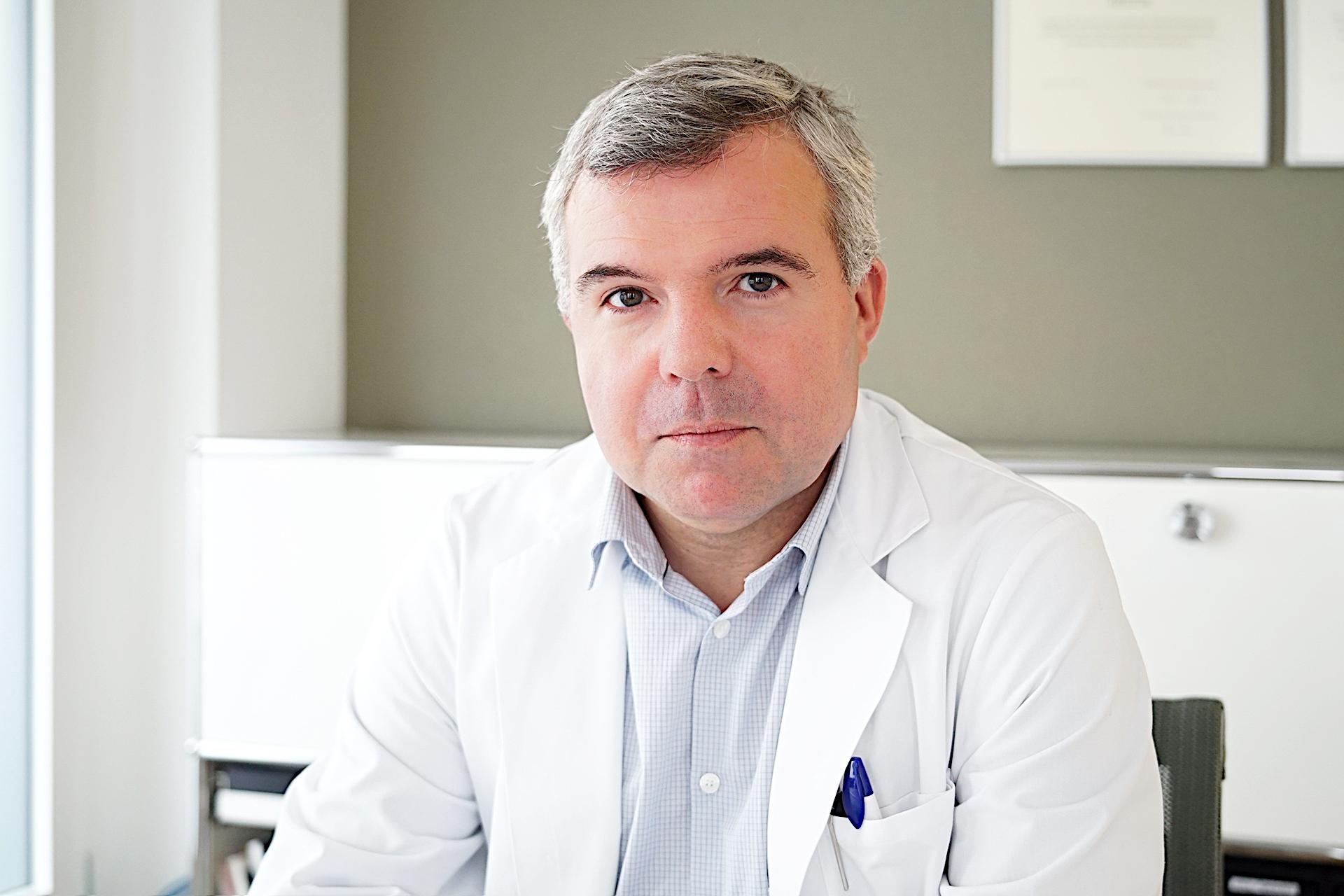 PD Dr. med. Pierre-Alexandre Krayenbühl